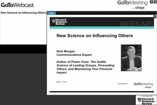 Power Cues: New Science on Influencing Others