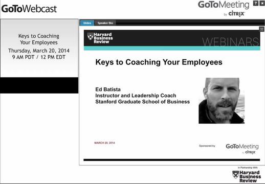 Coaching Your Employees