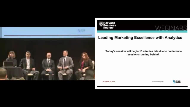Leading Marketing Excellence with Analytics