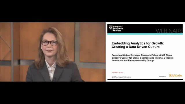 Embedding Analytics for Growth: Creating a Data-Driven Culture
