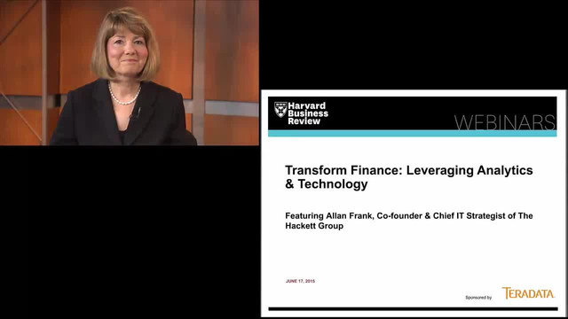 Transform Finance: Leveraging Analytics & Technology