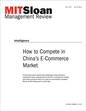 How to Compete in China's E-Commerce Market