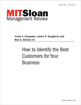 How to Identify the Best Customers for Your Business