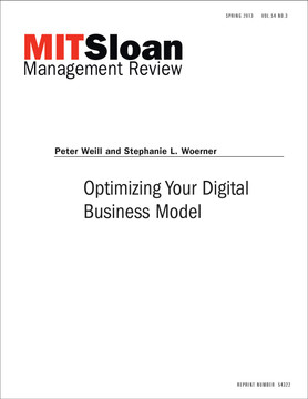 Optimizing Your Digital Business Model