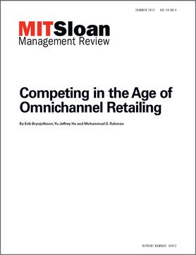 Competing in the Age of Omnichannel Retailing