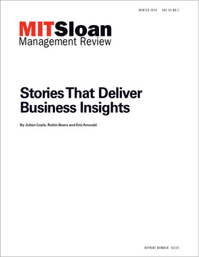 Stories That Deliver Business Insights