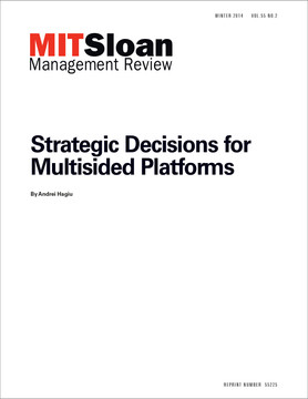 Strategic Decisions for Multisided Platforms