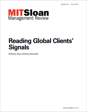 Reading Global Clients' Signals