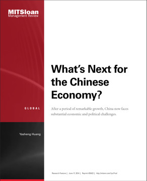 What's Next for the Chinese Economy?