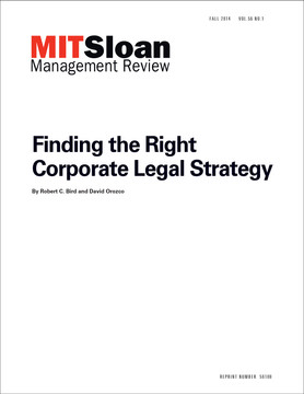 Finding the Right Corporate Legal Strategy