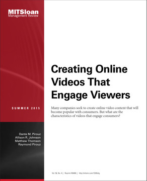 Creating Online Videos That Engage Viewers