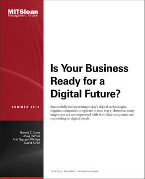 Is Your Business Ready for a Digital Future?