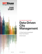 Cover of Data-Driven City Management: A Close Look at Amsterdam's Smart City Initiative