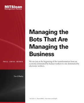 Managing the Bots That Are Managing the Business