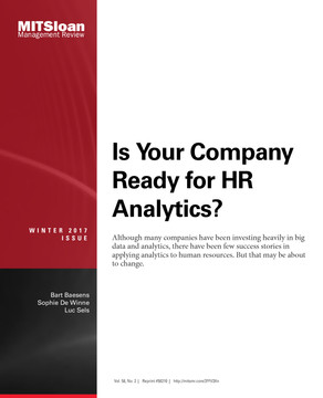 Is Your Company Ready for HR Analytics?