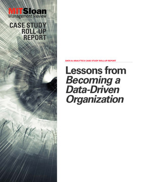 Lessons From Becoming a Data-Driven Organization
