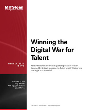 Winning the Digital War for Talent