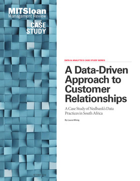 A Data-Driven Approach to Customer Relationships: A Case Study of Nedbank's Data Practices in South Africa