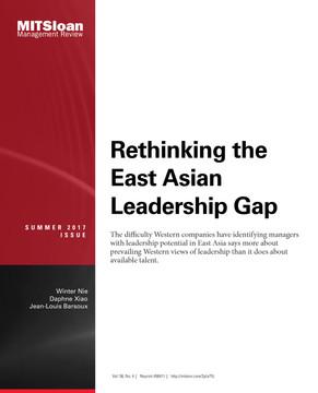 Rethinking the East Asian Leadership Gap
