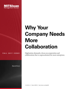 Why Your Company Needs More Collaboration