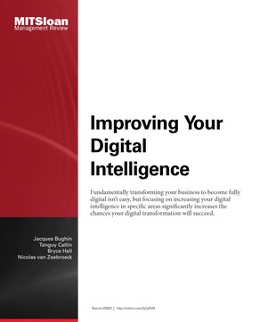 Improving Your Digital Intelligence