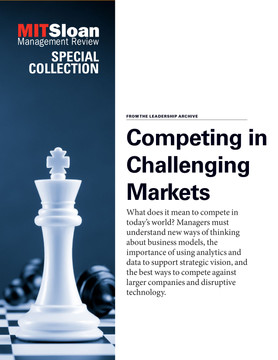 Competing in Challenging Markets
