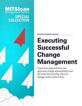 Executing Successful Change Management