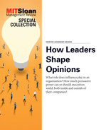 Cover of How Leaders Shape Opinions
