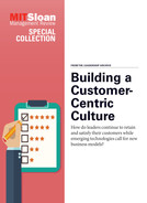 Cover of Building a Customer-Centric Culture
