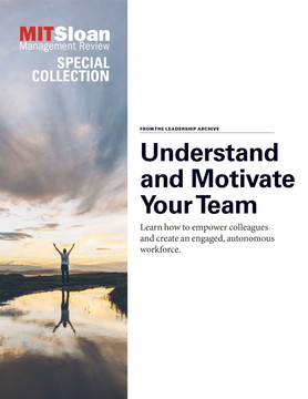 Understand and Motivate Your Team