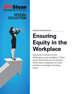 Ensuring Equity in the Workplace