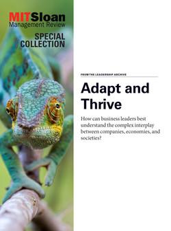 Adapt and Thrive