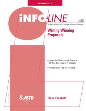 Writing Winning Proposals—Business Skills