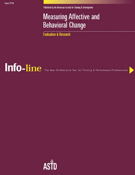 Measuring Affective and Behavioral Change—Evaluation & Research