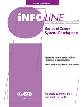 Basics of Career Systems Development—Career Development