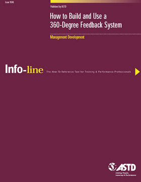 How to Build and Use a 360-Degree Feedback System—Management Development