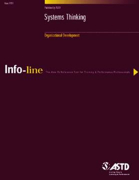 Systems Thinking—Organizational Development