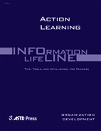 Cover of Action Learning—Organization Development