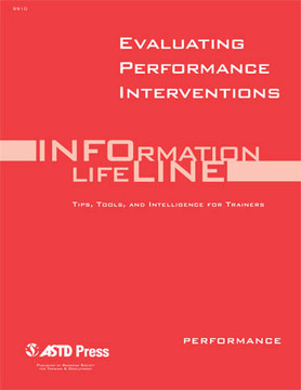 Evaluating Performance Interventions—Performance