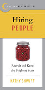 Book cover for Best Practices: Hiring People