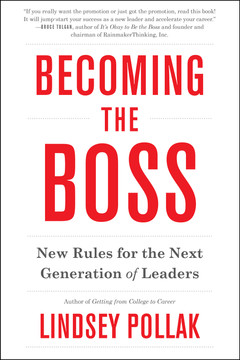 Becoming the Boss - New Rules for the Next Generation of Leaders