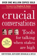 Cover of Crucial Conversations
