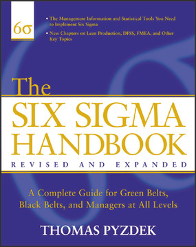 The Six Sigma Handbook, Revised and Expanded, 2nd Edition