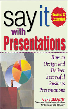 Say It with Presentations, Second Edition, Revised & Expanded, 2nd Edition