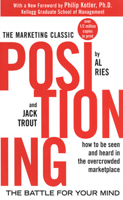 Positioning: The Battle for Your Mind (Audio Book)