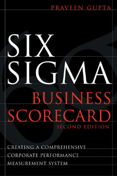 Need for the Six Sigma Business Scorecard