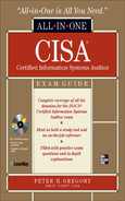 Cover of CISA® Certified Information Systems Auditor All-in-One Exam Guide