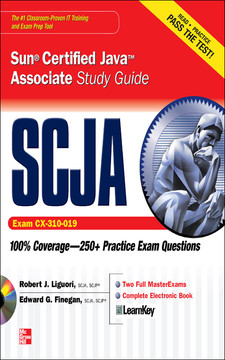 SCJA Sun® Certified Java™ Associate Study Guide