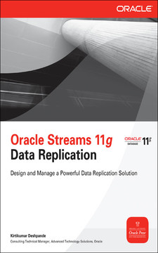 Oracle Streams 11g Data Replication