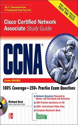 CCNA Cisco Certified Network Associate Study Guide (Exam 640-802), 3rd Edition